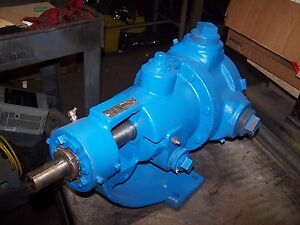 Rebuilt Viking 2 Heavy Duty Positive Displacement Pump K 4225 60 Gpm