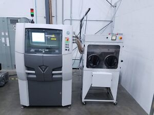 2014 3d Systems Prox Dmp 200 3d Printer 7788098