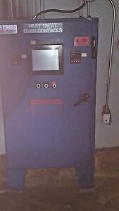 15 Zone High Heat Treat Industrial Oven Up To 1 800 Degrees F