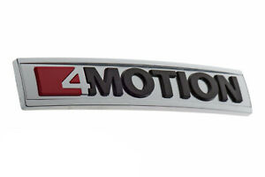 12 17 Vw Volkswagen Tiguan 4motion Emblem Decal Badge Nameplate 5n0853675phqx