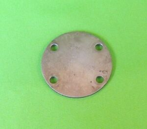 Model A Ford Engine Oil Pump Cover 1928 1931