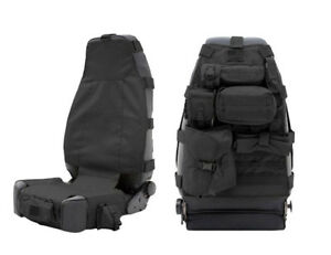 Gear Front Seat Cover Molle For 1976 2018 Jeep Cj Wrangler Yj Tj Jk 5661001