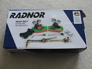 Radnor G350 300 Heavy duty Cutting And Welding Outift Part 64003010