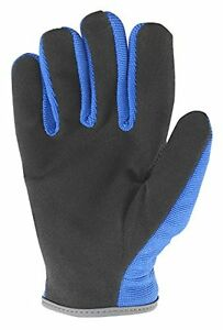 New Wells Lamont Youth Synthetic Leather Gloves High Dexterity 7700y Ships Free