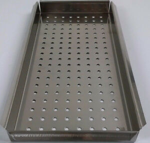 New Ritter Midmark M9 Small Tray Stainless Ultraclave Autoclave Sterilizer Tray