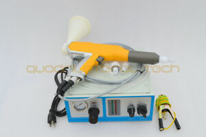New Electrostatic Powder Coating Machine Spray Gun For Test Powder Coating Color
