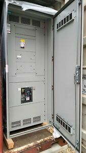 2000amp 480 277 Siemens Main Circuit Breaker Gfi Panel Board Switchgear 3r New