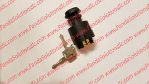 Key Switch 380051 002 Ignition Switch For Crown Forklift Truck