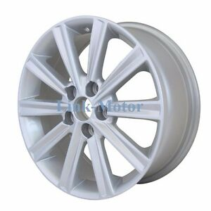 Brandnew Replacement 17 Alloy Wheel Rim Rims For Toyota Camry 2012 2013 2014 Us