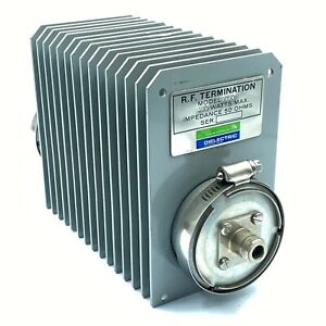 150w 50ohm Coaxial Dummy Load Termination Dielectric 5150