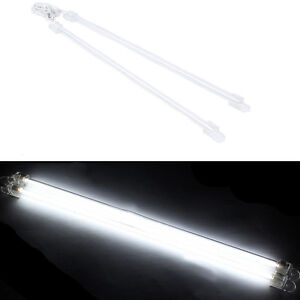 Lot2 Car White Undercar Underbody Neon Kit Lights Ccfl Cold Cathode Pc Bright 6