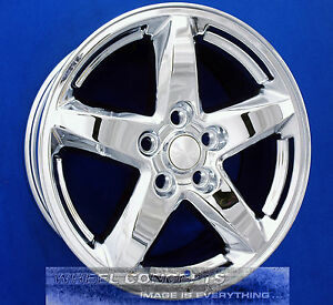 Jeep Liberty 17 Inch Chrome Wheel Exchange 9085 17 Rims