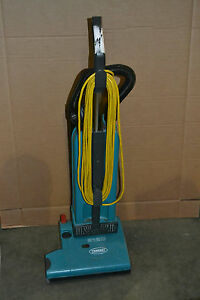 Tennant 614217 3120 15 Dual Motor Upright 15 Commercial Vacuum 3120