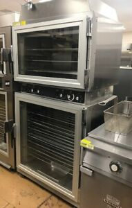 Convection Baking Oven Proofing Cabinet Duke Ahpo 6118