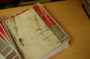 Case Jx1075n Tractor Owner Operator Operation Manual Book Farm Maintenance Guide