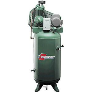 Hr10d 25 Cadrsa54e 10 Hp Acac Champion Air Compressor Advantage Series