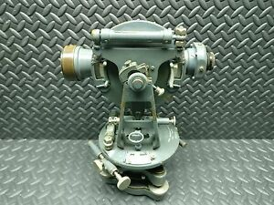 Vintage Cooke Troughton Simms York England Survey Level Theodolite V012591
