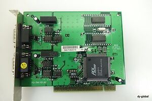 Adlink Pci 7841 Rev b2 Dual port Isolated Can Interface Cards Pcb i e 323 2m22
