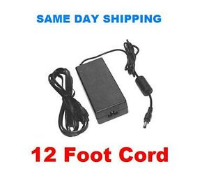New Ac Adapter For Current Usa Orbit Marine Pro Led 24v 150 Watts Power Supply