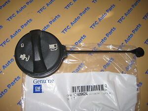 Buick Chevrolet Cadillac Gas Fuel Cap Genuine Oem Gm New