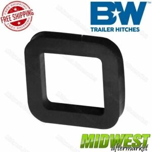 B W Tow Stow Trailer Hitches Ball Mount Silencer Pad Free Shipping