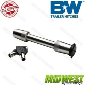 B w Tow Stow Trailer Hitches 5 8 Tri max Hitch Lock For 2 Receivers