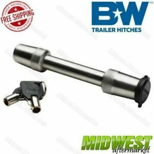 B W Tow Stow Trailer Hitches 5 8 Tri Max Hitch Lock For 2 1 2 Receivers