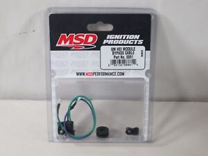 Msd Ignition 8861 Module Bypass Cable 8 In Log