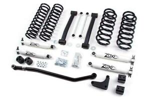 Zone Offroad 4 Suspension System Lift Kit 99 04 Jeep Grand Cherokee Wj J17