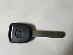 Oem Honda Transponder Key Immobilizer Chip F Ignition Blank Blade