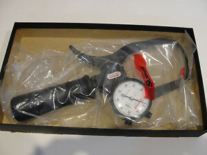 Starrett 1017 4 Outside Dial Caliper Gage New