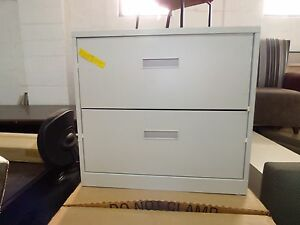 Steelcase 800 Series 2 Drawer Lateral File 30 w