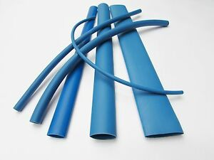 6ft Blue Heat Shrink Tube Assortment 3 1 Dual Wall Adhesive Glue Line Marine to
