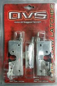 Avs Large Dual Claw Style Latches Hot Rod Shaved Doors Rat Rods Suicide Door