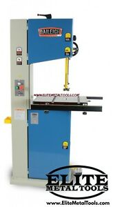 Baileigh Wbs 14 Vertical Band Saw
