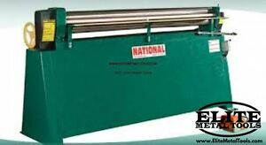 National Power Roll Forming Machine Nr 4816