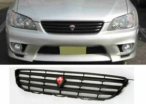 For 01 05 Lexus Is300 Xe10 Abs Altezza Jdm Style Hood Grill Grille Emblem