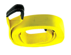 Smittybilt Tow Strap 4 X 20 40 000 Lb Rating Yellow Cc420 For Jeep Truck Suv