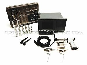 Stryker Tps 5100 88 Orthopedic Drill Saw Set with Warranty