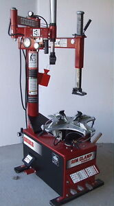 Remanufactured Coats 7065ax Rim Clamp Tire Changer W Warranty