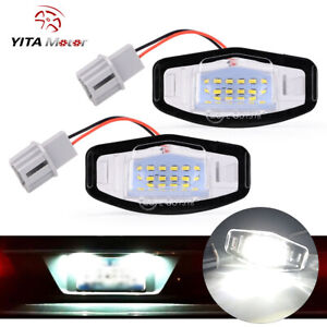 2x 85cm Xenon White Flexible Tube Led Light Strip Daytime Running Drl Headlight