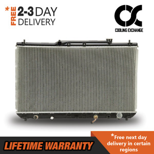1909 New Radiator For Toyota Camry 97 01 Solara 99 01 2 2 L4 Lifetime Warranty