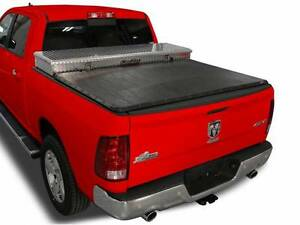 Extang Tool Box Tonneau Truck Bed Cover 2017 2018 Ford Super Duty F250 F350 8 Ft