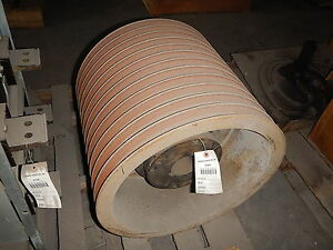 12 Groove V Belt 20 Pd Qd Pulley 12 D 200 M