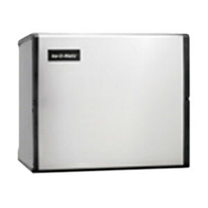 Ice o matic Cim1136hw Water cooled Half size Cube Ice Maker replaces Ice1006hw