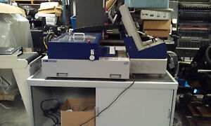 Rena Xps 90 Ink Jet Mailing Machine With Rena Tb499 Conveyor