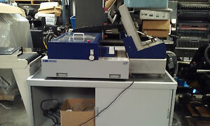 Rena Xps 90 Ink Jet Mailing Machine With Conveyor And Stand