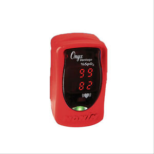Onyx Vantage 9590 Pulse Ox Red 1 Ea