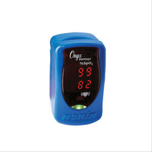 Onyx Vantage 9590 Pulse Ox Royal Blue 1 Ea