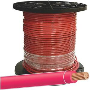 Southwire 500 8str Red Thhn Wire